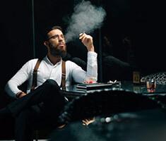 اتاق سیگار